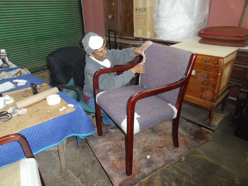 furniture refinishing and restoration